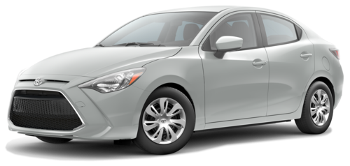 2019 Toyota Yaris Sedan Sedan